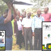 Application of agricultural drone device agriculture: an innovation for sustaining crop protection